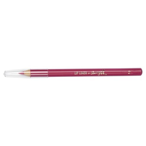 Barry M Lip Liner 02 - Dark Pink