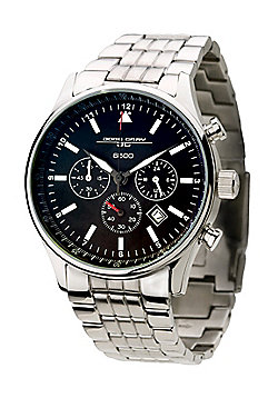 Jorg Gray Commemorative Edition Mens Stainless Steel Chronograph Watch JG6500-71