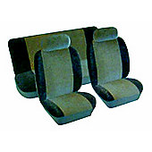 Car Seat Covers in Grey