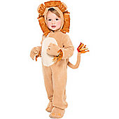 Loveable Lion - Toddler Costume 1-2 years