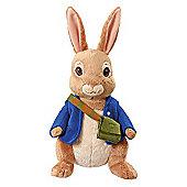 Peter Rabbit Talking Peter Soft Toy
