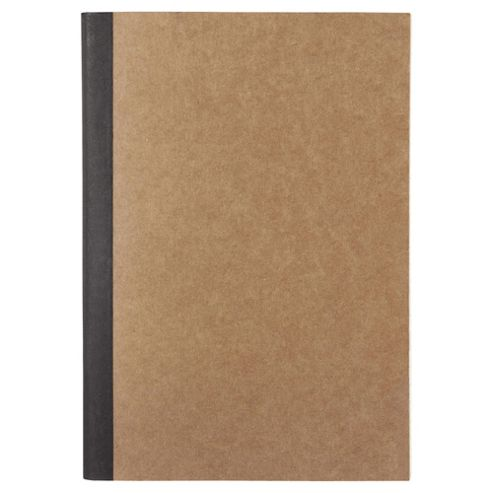 Tesco Textured Notebook A5