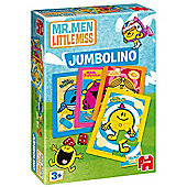 Jumbo Mr Men & Little Miss Jumbolino