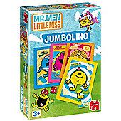 Jumbo Mr Men & Little Miss Jumbolino
