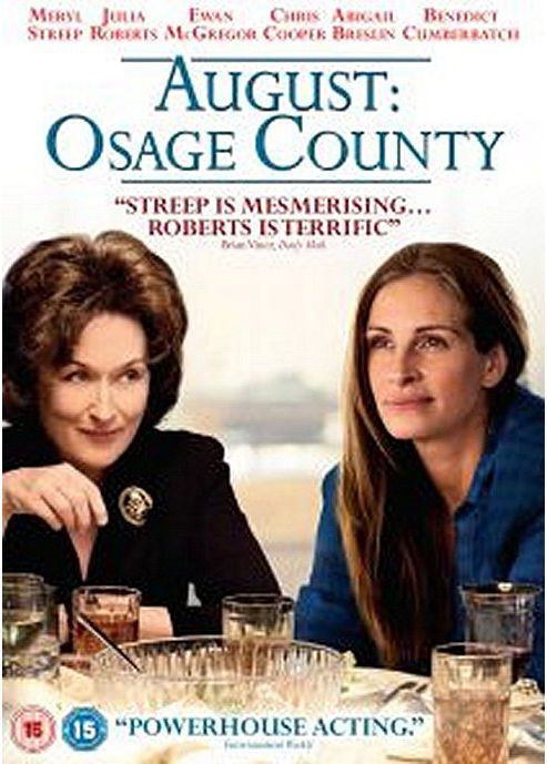August: Osage County DVD