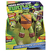 Teenage Mutant Ninja Head Dropping Turtles - Leo
