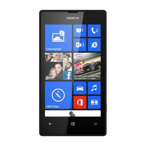 Nokia Lumia 520 Black