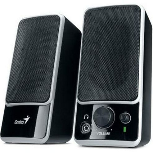 Genius SP-M120 Speakers - Black