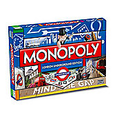 Monopoly London Underground