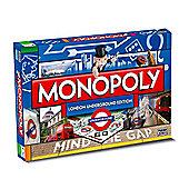 Monopoly London Underground