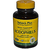Nature's Plus Acidophilus Veg Capsules