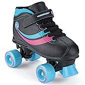 Osprey Disco Skates, Black Size 8