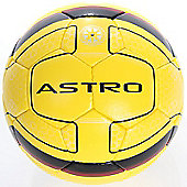 Precision Astro Football (Fluo Yellow/Black) Size 5
