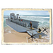 Forces Of Valor Us Landing Craft Lcm3 D-Day 85085 1:72 Diecast Model