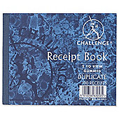 Challenge Duplicate Book Gummed Sheets with Carbon Receipt