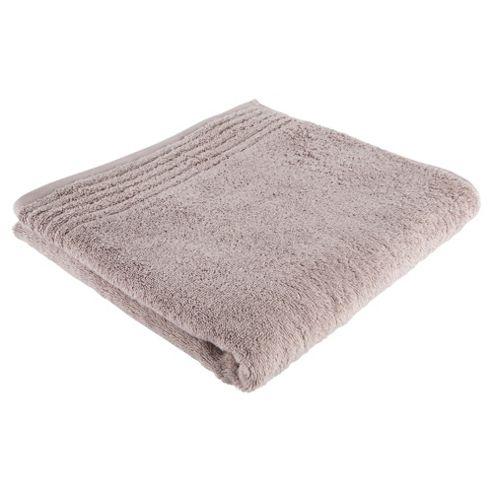 Tesco House of Cotton Quartz Bath Towel
