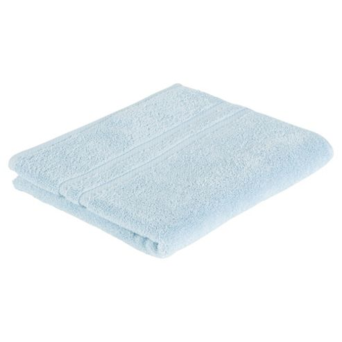 Tesco 100% Combed Cotton Bath Towel Breeze