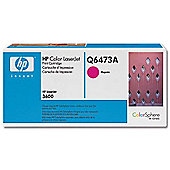 HP Colour LaserJet Magenta Print Cartridge  for LaserJet 3600 Series Printers