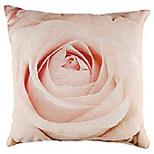 Rose Photo Cushion