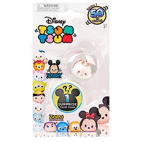 Buy Disney Tsum Tsum Squishy Figure 2 Pack from our Collectables range - Tesco