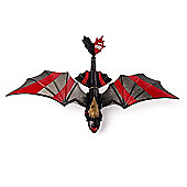 How To Train Your Dragon 2 Power Dragon - Toothless Extreme Wing Flap Action