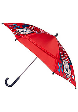 Disney Minnie Mouse Umbrella - Red