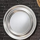 Gallery Trevose Mirror - Silver