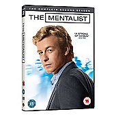 The Mentalist - Series 2 - Complete (DVD Boxset)