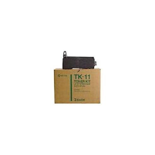 Kyocera TK-11 Black (Yield 1,500 Pages) Toner Cartridge for FS-400