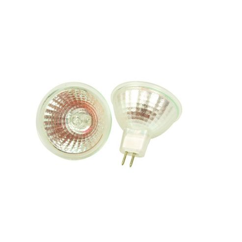 Low Voltage 12V 50W Mr16 Halogen Light Bulb 2 Twin Pack