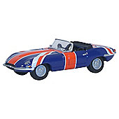 Jaguar Union Jack