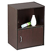 Altruna Easy Life Cube Storage Unit 1211 - Wenge