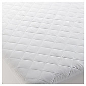 Tesco Standard Mattress Protector, Double
