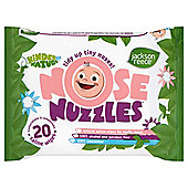 Jackson Reece Natural Nose Nuzzle Wipes