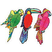 Scene Setters Exotic Birds (each)