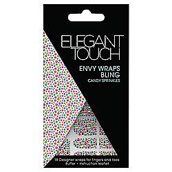 Elegant Touch Envy Wraps Blingcandy Sprinkles