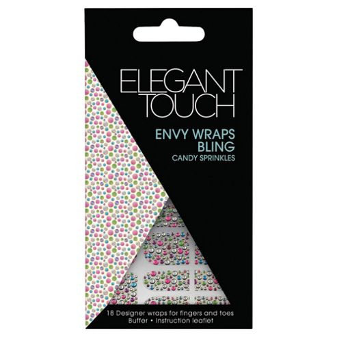 Elegant Touch Envy Wraps Blingcandy Sprinkles