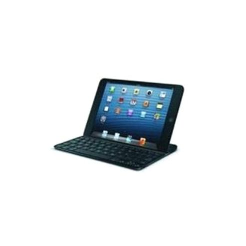 Logitech Ultrathin Keyboard Cover for iPad Mini - Black