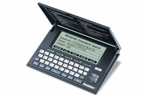 Franklin Bradford Crossword Solver Dictionary