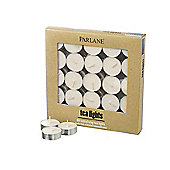 Parlane Set Of 50 Tantalising Ivory Tea Lights