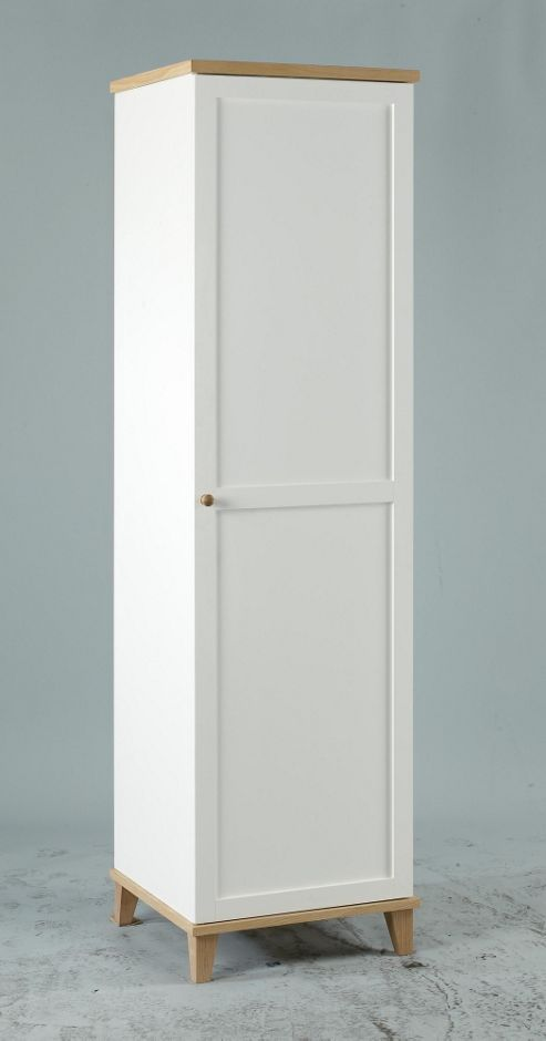 Home Zone Chicago 1 Door Wardrobe