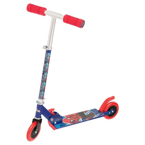 Ultimate Spider-Man Folding 2-Wheel Scooter