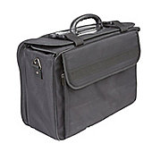 Falcon Black Compact Pilot Case