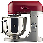 Kenwood kMix Stand Mixer (Red) with Matching Jug Blender