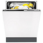 Zanussi ZDT24001FA 13-Place Built-in Dishwasher 5 Progs Class A+
