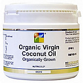 Nutrigold Coconut Oil - Organic Virgin 440ml Liquid