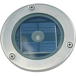 The Solar Centre Limited Solar Round Decking Light