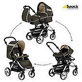 Hauck Apollo All-In-One Travel System, Beige