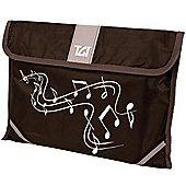 Black Duo Music Bag