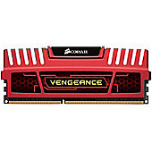 Corsair Microsystems 8gb Kit Ddr3 2133 Vengeance Red